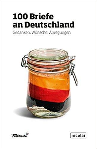 100 Briefe an Deutschland - Cover