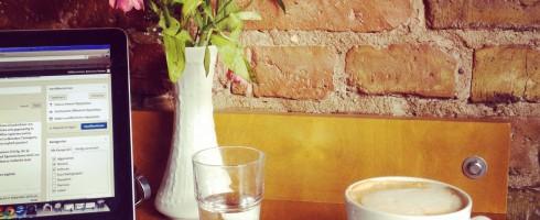 Oh du fröhliches Café-Schreiben!