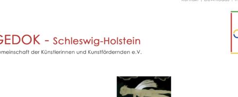 Artist in Residence (Lübeck) – Stipendium der GEDOK SH