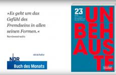 """""""Unbehauste"""" – Buchtrailer"""